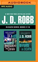 J. D. Robb - In Death Series: Books 17-18: Imitation in Death, Divided in Death