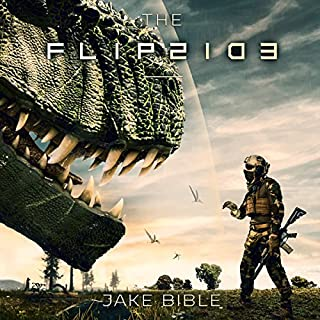 The Flipside audiobook cover art