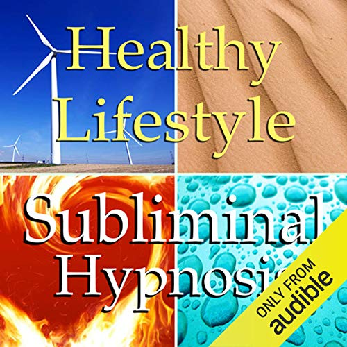 Healthy Lifestyle Subliminal Affirmations Titelbild