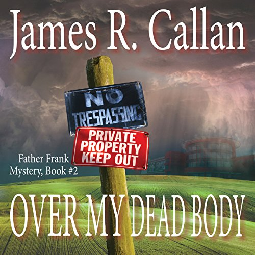 Over My Dead Body cover art