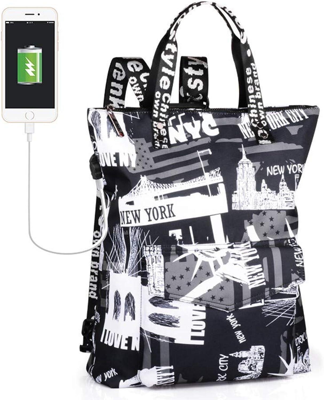 DYR Backpack Waterproof Backpack MultiFunction Bag Handbag Outdoor Travel Bag Shoulder Bag Chest Bag 15 Inch