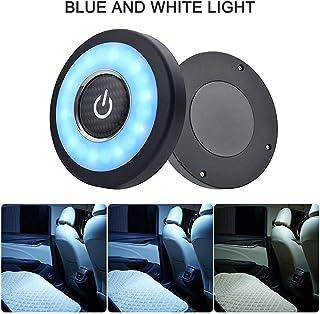 GoolRC LED Luz de leitura interna do carro Ímã de teto de carregamento USB automático Luz solar do carro Tronco Veículo Lu...