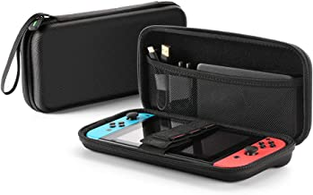UGREEN Carrying Case Compatible for Nintendo Switch, Protective Carrying Hardshell with Storage for Nintendo Switch and Ac...