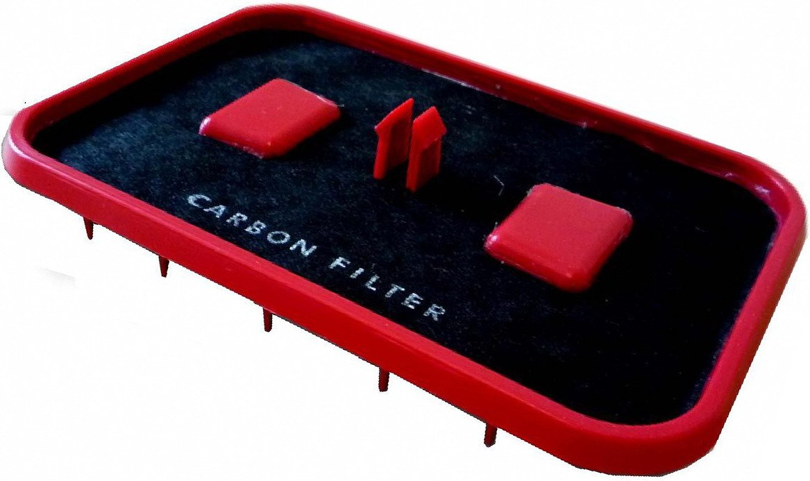 Mister Vac A306 - Filtro de carbono para aspiradoras Electrolux, modelos Lux 1, D 820: Amazon.es: Hogar