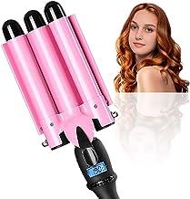 3 Barrel Curling Iron Hot Tools Curling Iron Fast Heating Ceramic Hair Waver Curler 25mm Hair Curling Wand