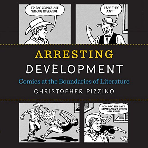 Arresting Development audiobook cover art
