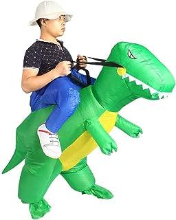 Disfraz hinchable de bull/dinosaurio para adultos, disfraz hinchable unisex, ideal para fiestas, disfraces, festivales Dinosaur