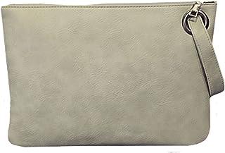 Olivia Oversized Clutch Bag Purse Envelop Clutch Chain Tote Shoulder Bag Handbag Pouch