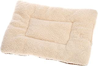 Pet Supplies Pet Dog Puppy Bed Pad Mat Soft Washable Puppy Dog Cat Mat Comfy Warm Cushion Reversible Fleece Pet Kennel Cra...