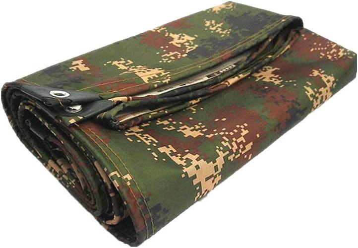 Baches PENGJUN Camouflage Pare-Soleil imperméable Camping en Plein air Camping Camion Il est grandHommest utilisé (Taille   2  2m)