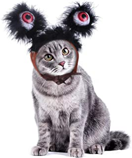 BBEART Pet Halloween Hat, Cat Dog Cap Funny Halloween Christmas Festival Pet Costume Cosplay Accessories