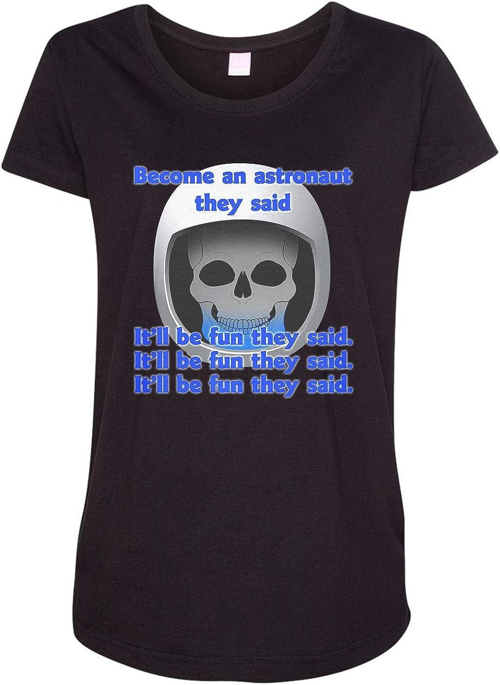 HARD EDGE DESIGN Women's It'll Be Fun They Said T-Shirt