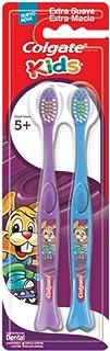 Colgate Cepillo Dental, 2 piezas, Colores surtidos
