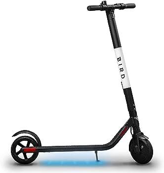 Bird ES1-300 Ultra-Lightweight 300-Watt Electric Motor Scooter