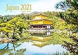 Edition Seidel Calendario de pared 2021, DIN A3, diseño de Japón