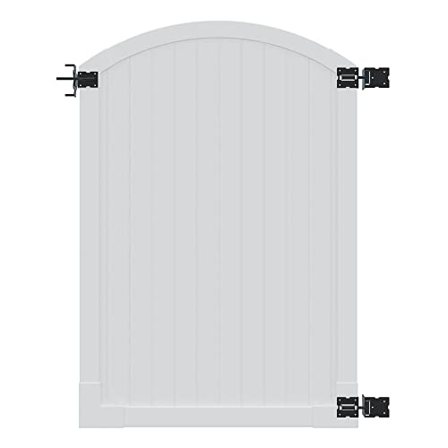 Vinyl Fence Gate: Amazon com