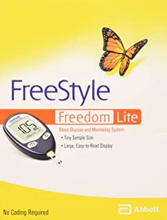 FreeStyle Freedom Lite Blood Glucose Meter