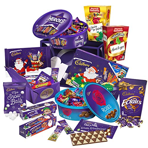 Christmas Team Hamper - Large by Cadbury Gifts Direct