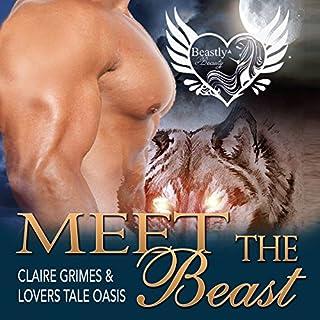 Meet the Beast audiobook cover art
