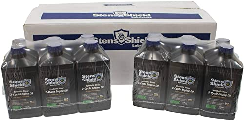 high quality Stens New 2-Cycle Engine Oil 770-126 discount Replacement 770-129, wholesale Black online