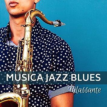 Musica Jazz Blues Rilassante - Canzoni Fusion Soul, Mix Moderno per Ufficio e Sala D'Attesa