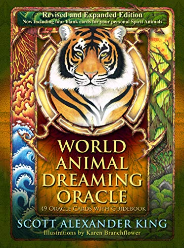 King, S: World Animal Dreaming Oracle - Revised and Expanded: 49 Oracle Cards with Guidebook