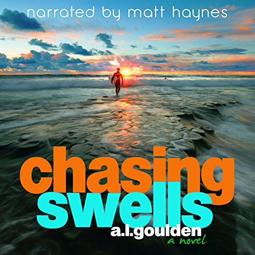 Chasing Swells: Volume 1 audiobook cover art