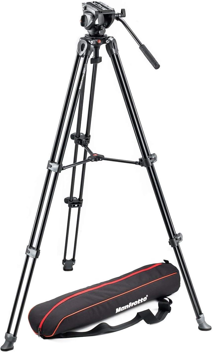 Manfrotto Mvk500am Dreibein Stative Schwarz Kamera
