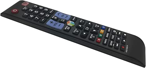 New Replacement Samsung AA59-00637A Remote Control for Samsung TV/ 3D/ LCD/LED/HDTV AA59-00666A BN59-01178W BN59-01199F AA59-00638A AA59-00594A