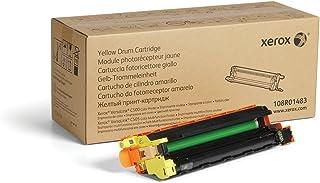 خرطوشة طبل صفراء أصلية من زيروكس 108R01483-40 000 صفحة للاستخدام في حبر فيرسالينك C500/C505