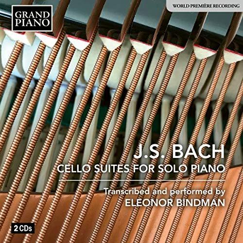 Bach Cello Suiten für Klavier Solo
