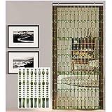 ZXL Rideaux perlés en Polycarbonate pour Panneau de séparation de pièce décor de...