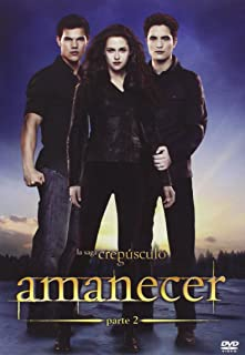 Amanecer - Parte 2 (Import Movie) (European Format - Zone 2) (2013) Kristen Stewart; Robert Pattinson; Bill [DVD]