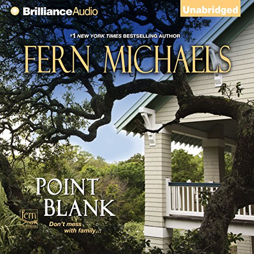 Point Blank audiobook cover art