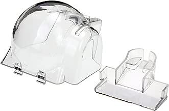 AIKE Transparent Gimbal Cover Cap Camera Guard Protector and Lens Filter Clamp Lock Clip Holder Drone for DJI (DJI Mavic Pro)