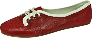 PUMA Rudolf Dassler Damenwahl Womens Leather Ballet Pumps/Shoes