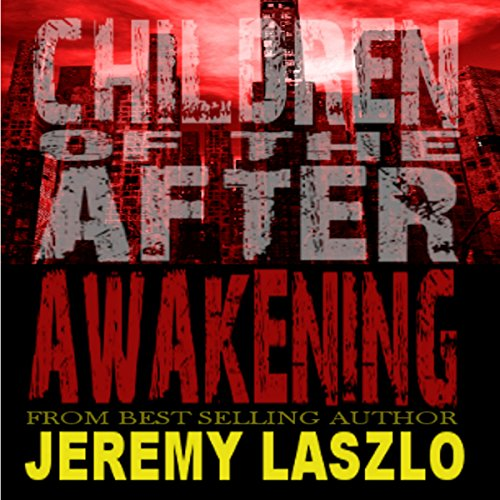 Children of the After, Book 1 audiobook cover art