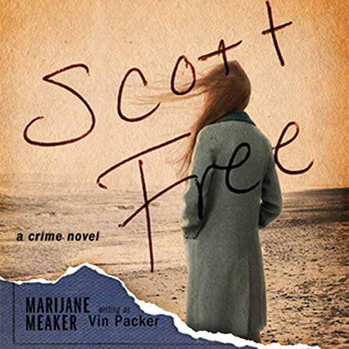 Scott Free audiobook cover art