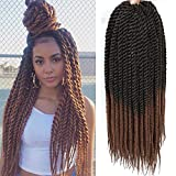 Big Jumbo Senegalese Crochet Twist Hair 18...