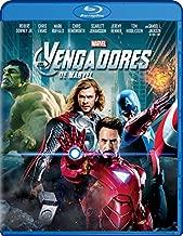 Los Vengadores [Blu-ray] peliculas que tienes que ver