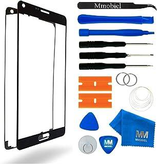 MMOBIEL Kit Reemplazo de Pantalla Táctil Compatible con Samsung Galaxy Note 4 N910 Series (Negro) Incl. Kit Herramientas
