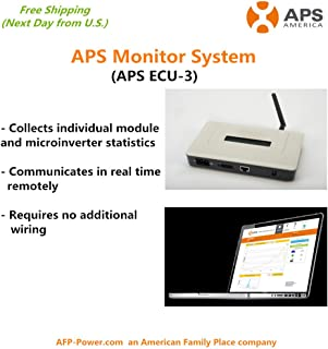 APS YC500A Microinverter Monitor System ECU-3 with Next Day from U.S.