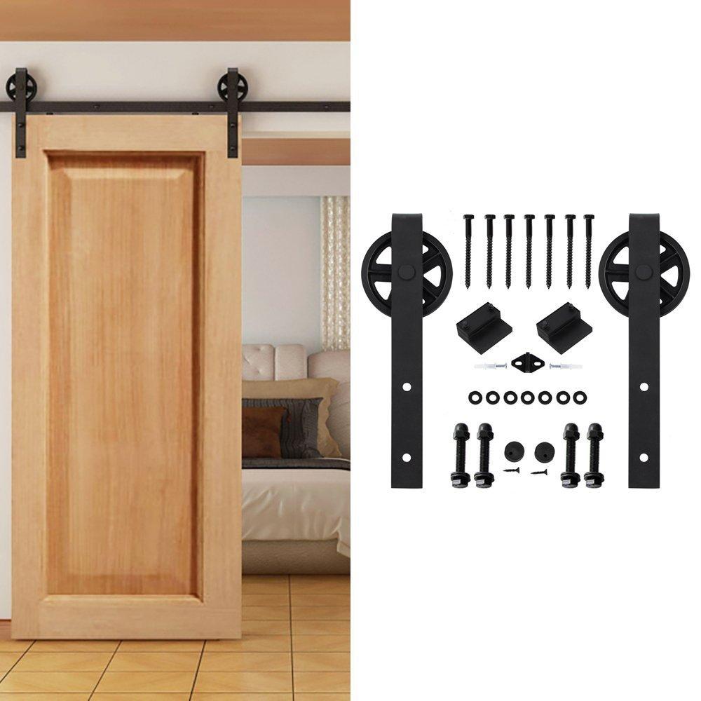 Kit de herramientas para puerta corredera de madera con colgante ...