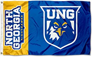 UNG Nighthawks Large 3x5 College Flag