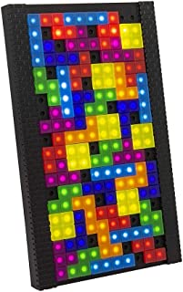 Tetris Tetrimino - Lámpara de Mesa: Amazon.es: Hogar