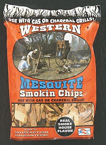 Western Smokin Chips Mesquite 2.25 Lb.