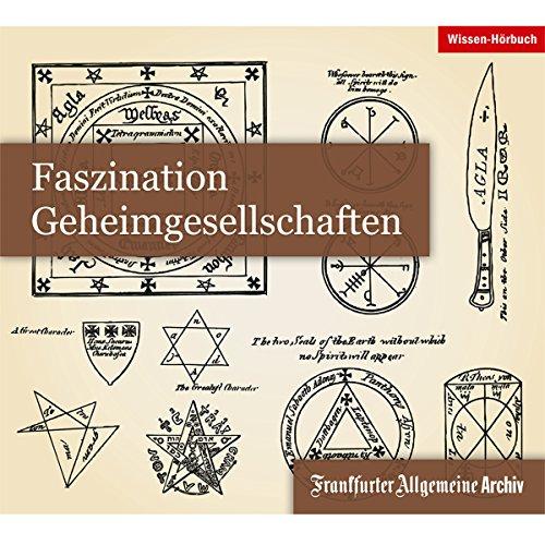 Faszination Geheimgesellschaften cover art