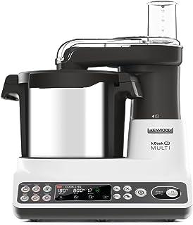 comprar comparacion Kenwood KCook Multi CCL401WH - Robot de cocina multifunción de 1500 W, hasta 180ºC, bol de 4.5 L, 6 programas predefinidos...