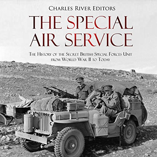 The Special Air Service audiobook cover art