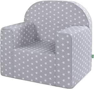 Lulando Classic Kids Armchair  Children s Furniture for playroom and Children s Room